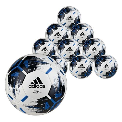 "adidas Jugend-Ballpaket ""Team Junior"" 350 g 10er Set"