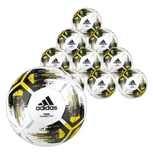 "adidas Trainingsball ""Team Training Pro"" 10er Set"